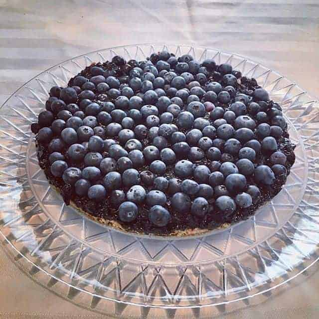 Easy Blueberry Tart Recipe