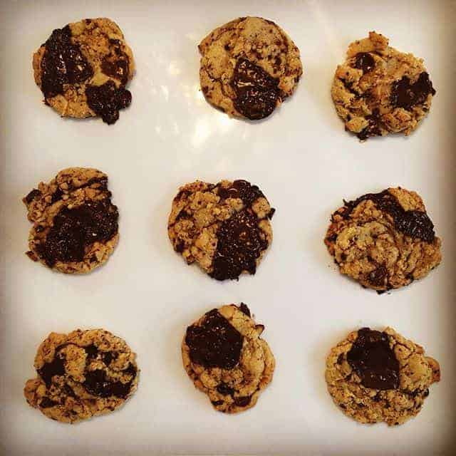 Next Level Chocolate Chip Cookies