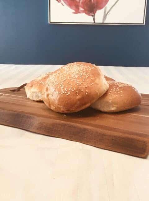Easy Burger Bun Recipe