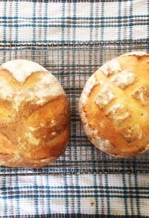 Beginner Sourdough Bread