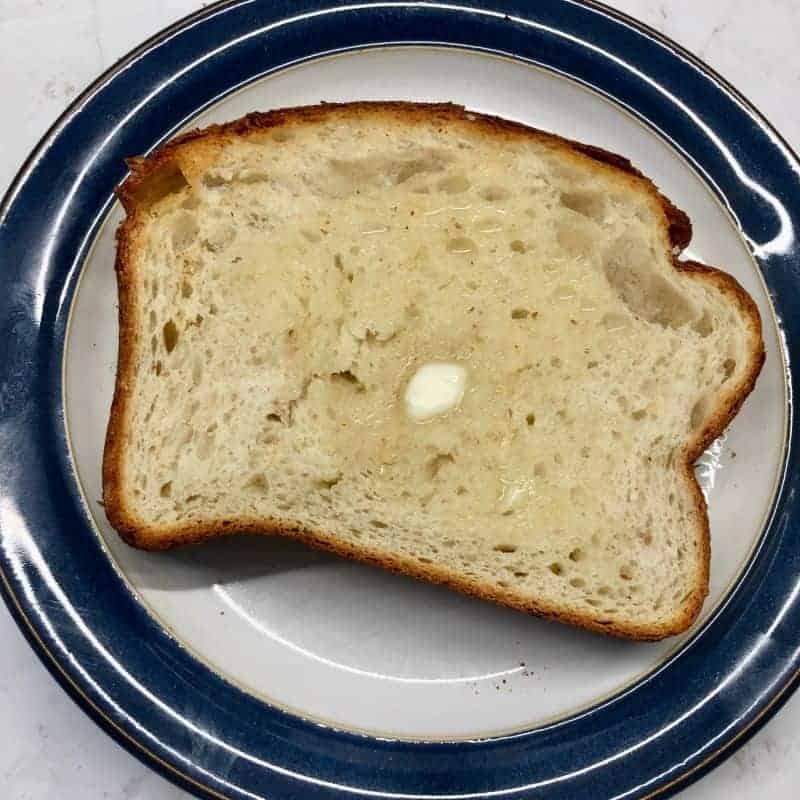 sourdough pain de mie bread